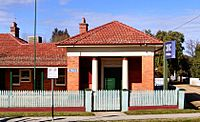 Culcairn courthouse