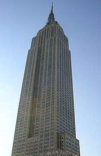 Empire State Building in 2006