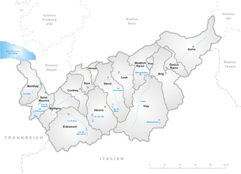 Districts of Switzerland for Kids Kiddle