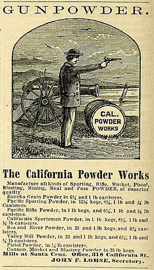 Mining and Scientific Press - 1868-08-22 - California Powder Works