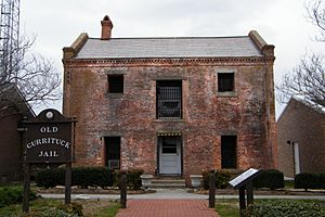 Old Currituck jail - Stierch