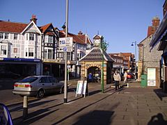Sheringham 24th Jan 2008 (1).JPG