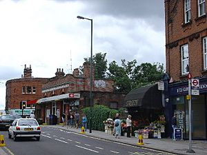 St. Margarets railway Station - geograph.org.uk - 43686