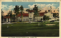 1920s Temple Terrace postcard