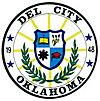 Official seal of Del City, Oklahoma