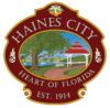 Official seal of Haines City, Florida