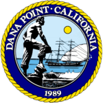 Official seal of Dana Point, California