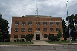 Clark County Courthouse in Clark