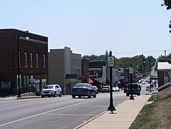 Downtown Troy Historic District, August 2012