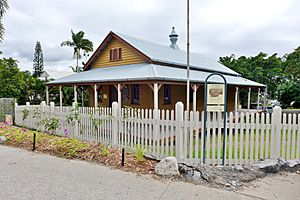 Port Douglas Court House Museum, 2015.JPG