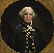 Richard Howe, 1st Earl Howe - Project Gutenberg eText 18314