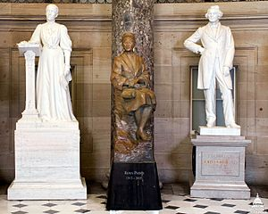 Rosa Parks Statue in National Statuary Hall (8513594100)