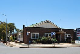 West Wyalong CWA Hall