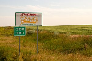 Corson County, South Dakota