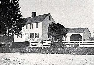 James Story House, Hopkinton, NH