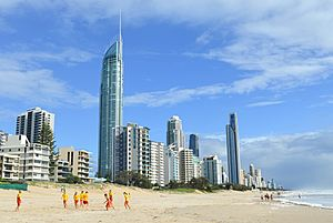 Life savers on the Gold Coast