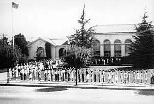 Morgan Hill School - 1930´s