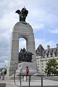 National war memorial, july 2011