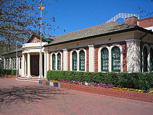 Queanbeyan City Council Chambers