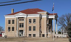 Wallace County Courthouse (2010)