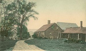 Horace Greeley Birthplace, Amherst, NH