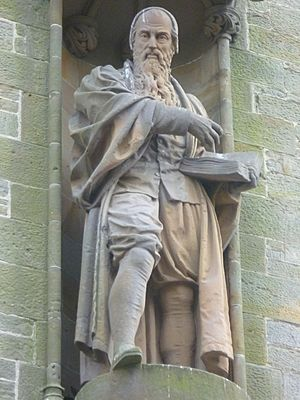John Knox statue, Haddington.jpg