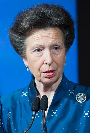 HRH The Princess Anne, Princess Royal