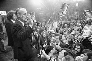 Rene Levesque - election 1973 - LAC PA115039