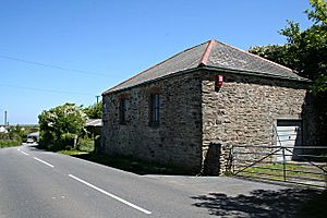 An Old Methodist Chapel on Trevellas Downs - geograph.org.uk - 229641
