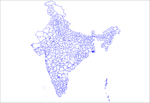India districts