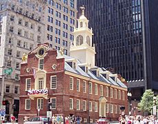 Old State House Boston Massachusetts2
