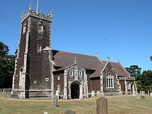 St Mary Magdelan Church, Sandringham - geograph.org.uk - 208934