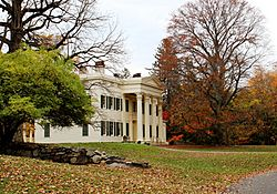 Jay Estate is the childhood home of American Founding Father, John Jay.