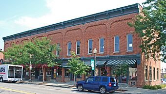 Wallace Block-Old Saline Village Hall MI.JPG