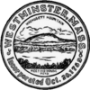 Official seal of Westminster, Massachusetts