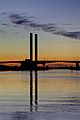 Bolte-Bridge-At-Dusk