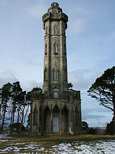 Brizlee Tower - Alnwick - Northumberland - UK - 2006-03-04