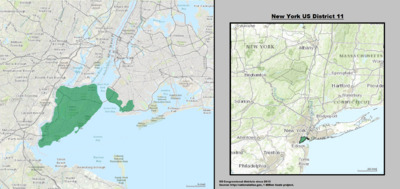 New York US Congressional District 11 (since 2013).tif