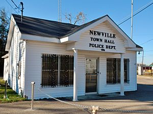Newville, Alabama Town Hall Police Department