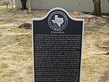 O'Donnell, TX, historical marker IMG 1504