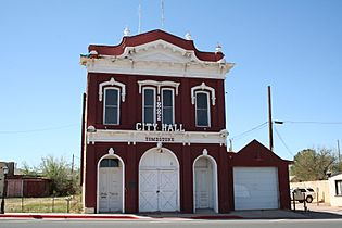 City Hall of Tombstone