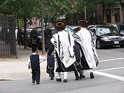 Jueus ultraortodoxes satmar a brooklyn