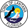 Official seal of Town of Lantana
