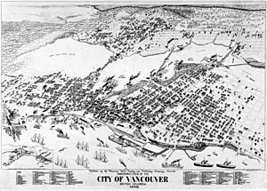 1898 Van Pan Map