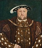 After Hans HOLBEIN the younger - King Henry VIII - Google Art Project
