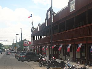 Motorcyclists in Bandera, TX Picture 095