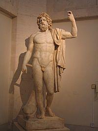 Neptuno colosal (Museo del Prado) 02a