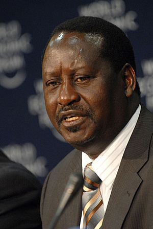 Raila Amolo Odinga - World Economic Forum on Africa 2008 1.jpg