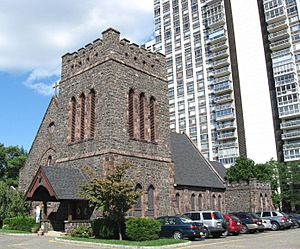Church of the Good Shepherd (Episcopal), Fort Lee, jeh