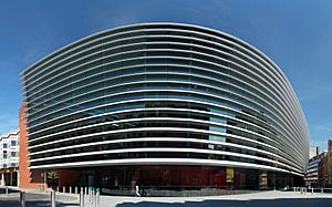 Curve Leicester full panorama